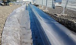 Impermeabilizzazione copertura industriale
