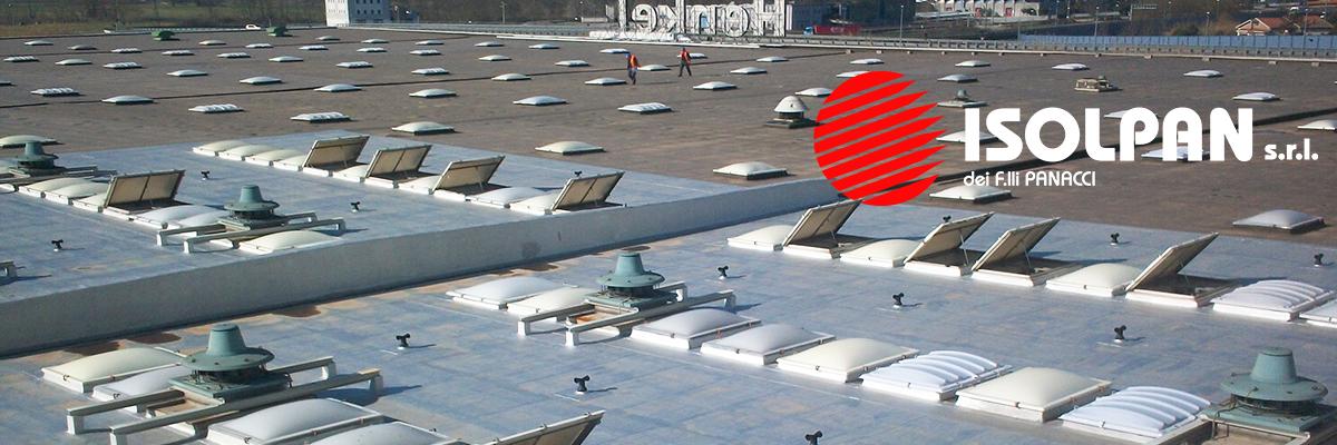 Isolpan Srl - Impermeabilizzazioni ed isolamenti industriali