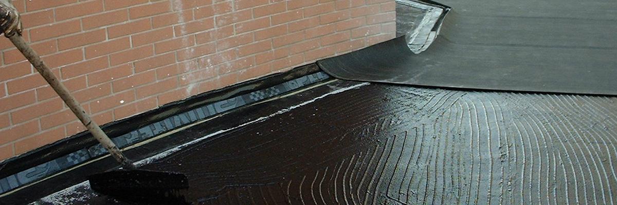 Impermeabilizzazione coperture e terrazzi Centro Commerciale